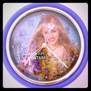 Hannah Montana Wall Clock